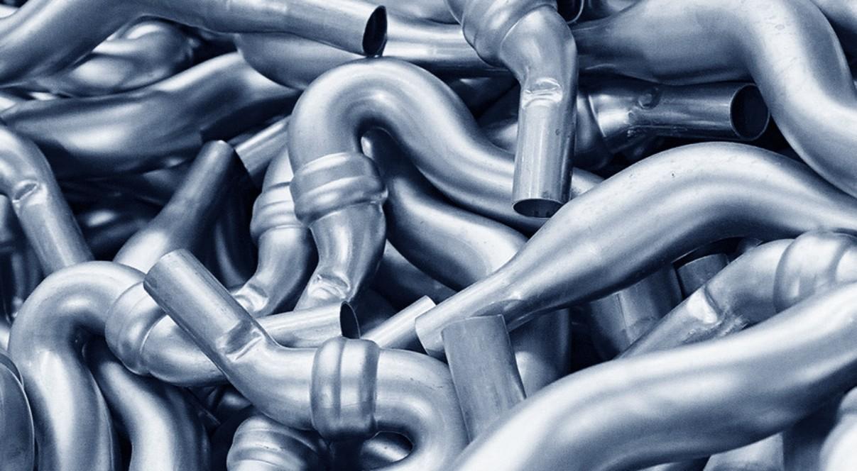 Hydroforming-Teile