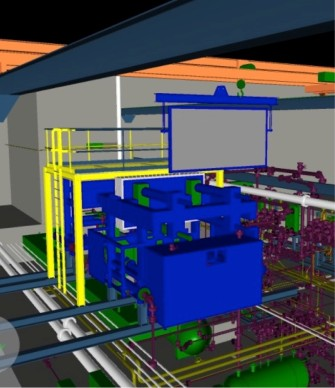 The new full scale test facility in Gersthofen will bring the process development to a new level.