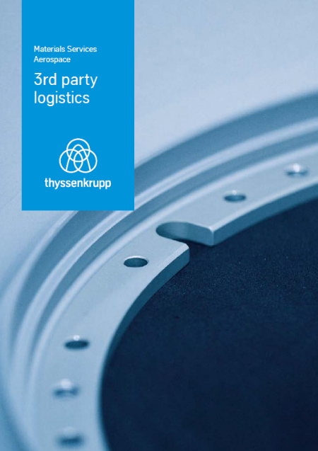 thyssenkrupp Aerospace - 3rd party logistics (EN)