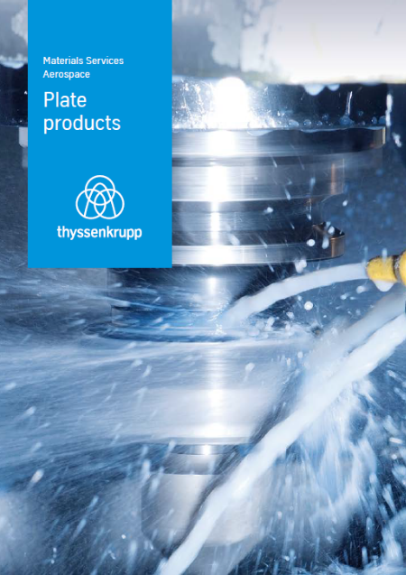 thyssenkrupp Aerospace - Plate products (EN)