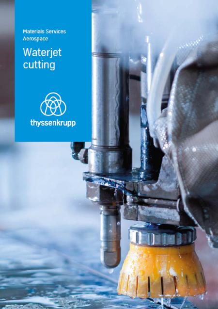 thyssenkrupp Aerospace - Waterjet cutting (EN)