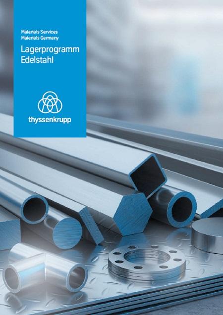 Voorraadprogramma RVS (DE)