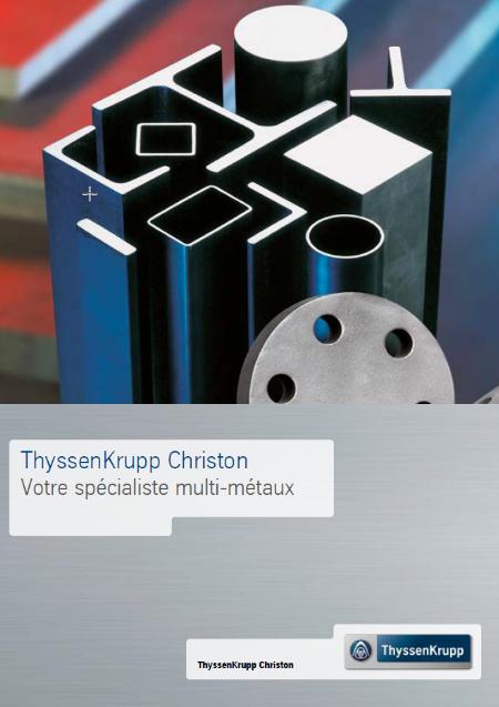 thyssenkrupp Materials Belgium - Votre spécialiste multi-metaux (FR)