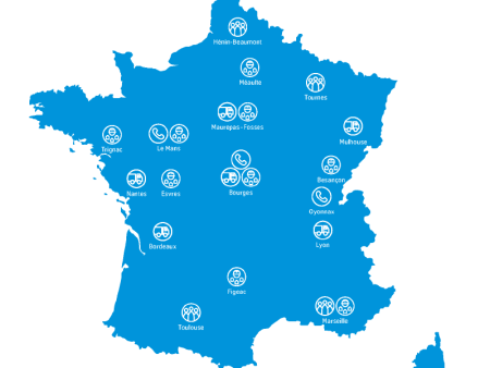 thyssenkrupp France Materials Locations