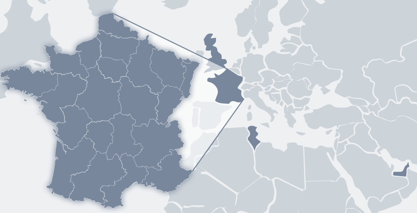 thyssenkrupp Materials France Locations