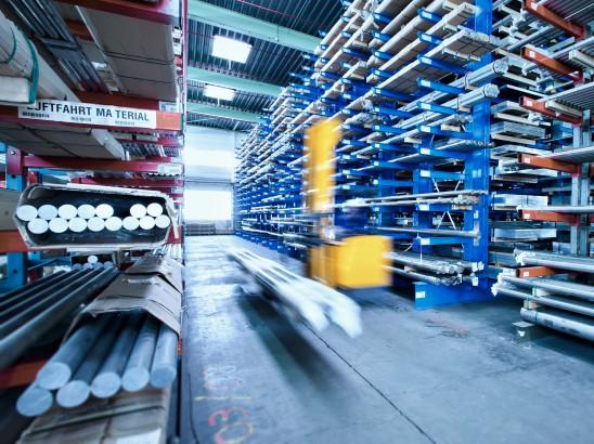 Coordination de la chaîne d'approvisionnement, logistique et conditionnement