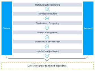 Synergies of technical and business expertiseSynergies of technical and business expertise