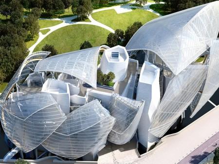 Fondation Louis Vuitton – Un joyau de l'architecture