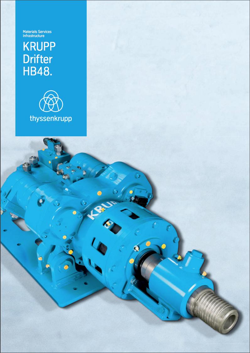 thyssenkrupp Drifter HB48