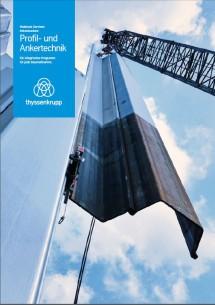PDF Downloads Profil und Ankertechnik