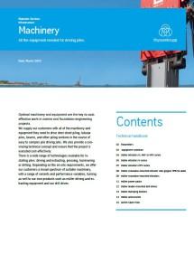 PDF Downloads technical Handbook Machinery