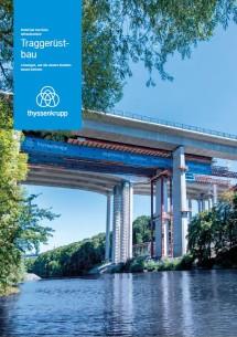 PDF Downloads Leistungsbroschüre Traggerüstbau