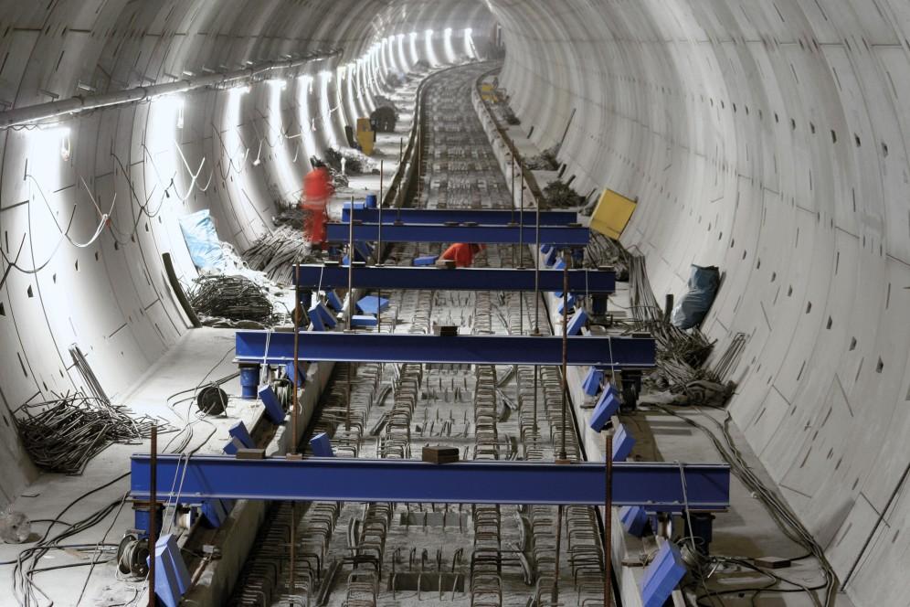 City Tunnel Leipzig
