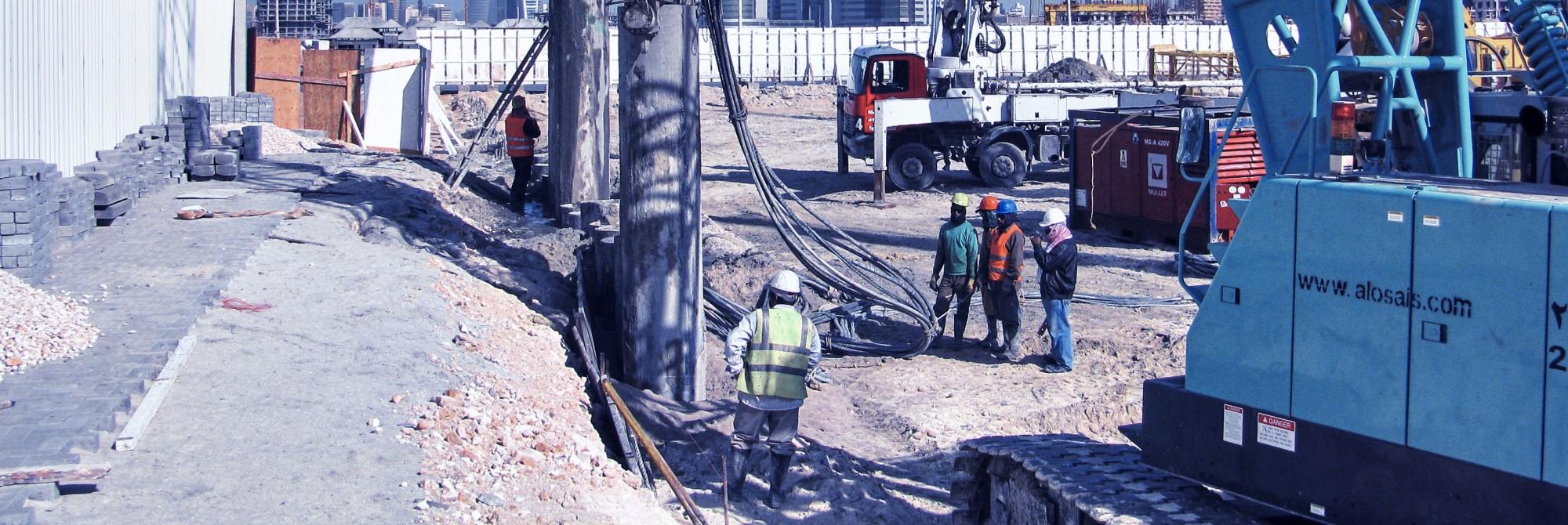Perfil da Companhia thyssenkrupp Infrastructure v