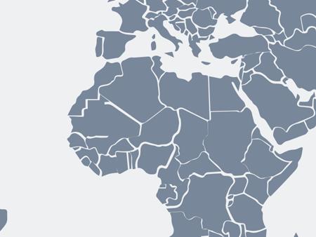 thyssenkrupp Infrastructure Afrika Standorte