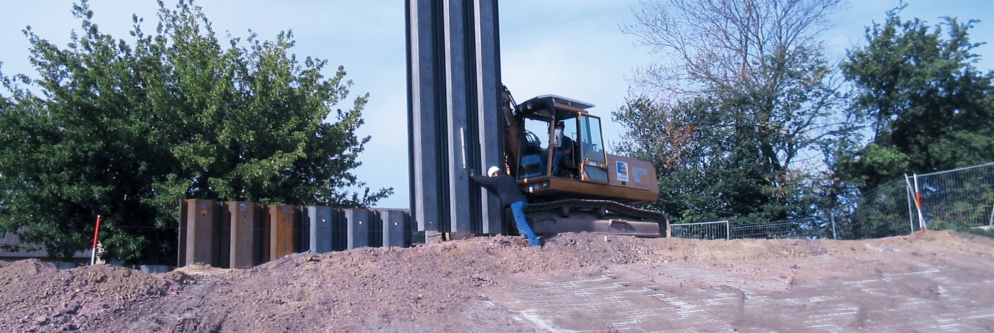 Cold-rolled pile sections