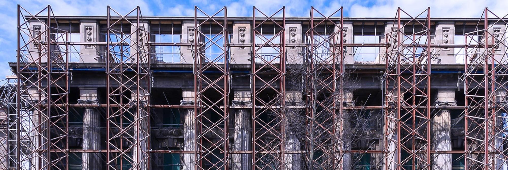 Démarche axée sur les solutions : nos constructions industrielles.