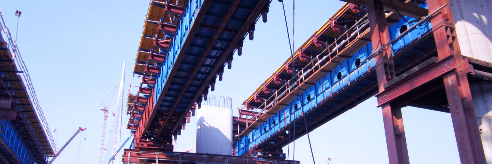 High-performance: Our Movable Scaffolding Systems (MSSs)
