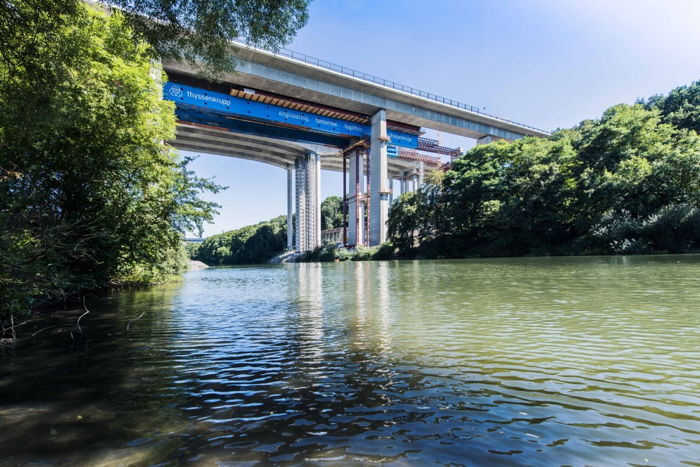 Lahntal bridge