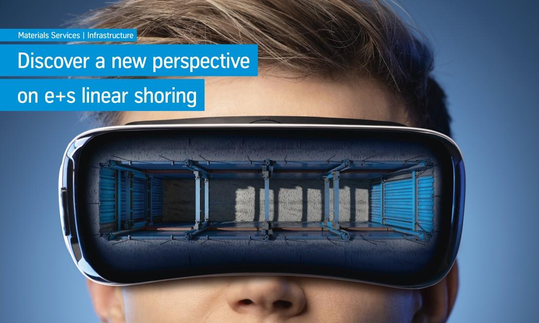 Linearverbau in einer Virtual Reality Experience erleben