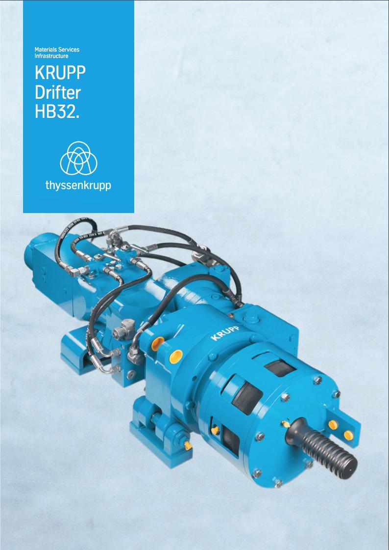 thyssenkrupp Drifter HB32