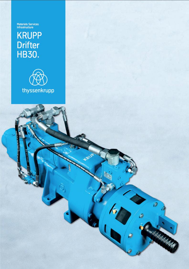 thyssenkrupp Drifter HB30