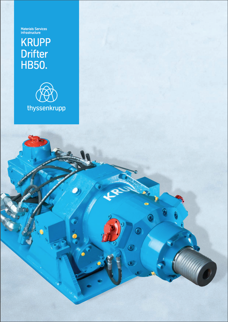 thyssenkrupp Drifter HB50