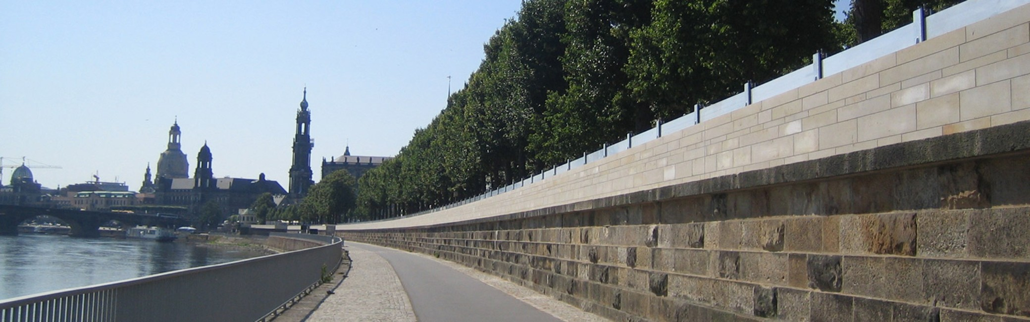 Dresden: protecting the historic heart of the city