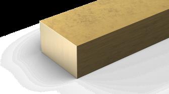 brass rectangle bar supplier thyssenkrupp materials na