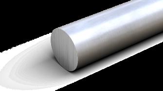 """Aluminum 6061 Round Bar .875/"""" x 24/"""""""