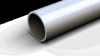 aluminum round pipe thyssenkrupp materials na