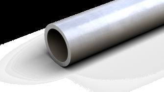 aluminum round tube thyssenkrupp materials na