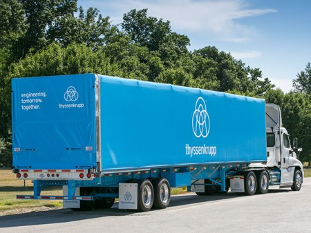 thyssenkrupp Supply Chain Services, a division of thyssenkrupp Materials NA
