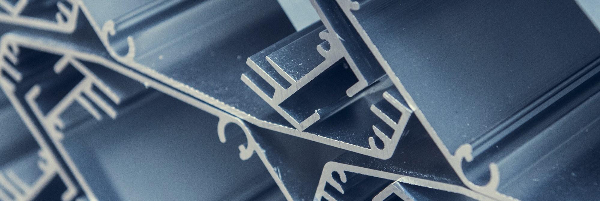 Aluminium maatwerk extrusie tekenprofielen
