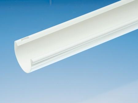 owolux® PVC Dachrinne