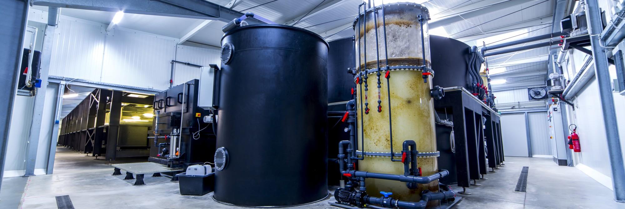 Chemischer Behälter-, Anlagen- und Apparatebau