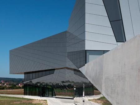 paläon Schöniger Speere Alucobond-Fassade