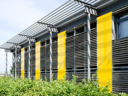 BVB Trainingszentrum im neuen Outfit