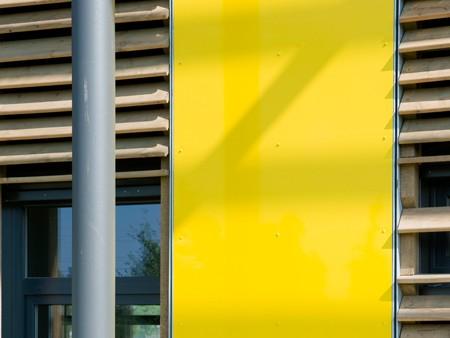 neue Fassade für BVB Trainingszentrum