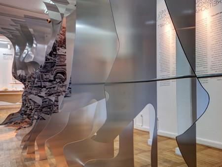 beeindruckendes Kunstwerk aus DIBOND