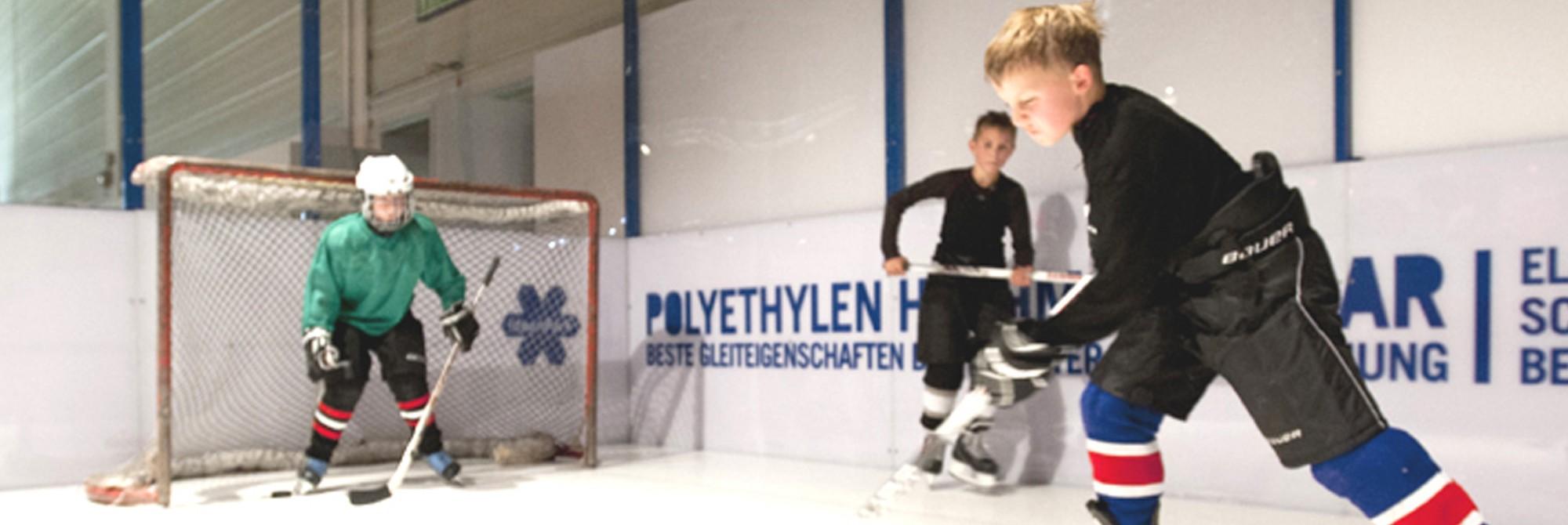 Eishockey im Sommer