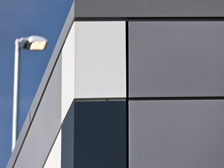 Max Exterior NT Fassade RATIO Einkaufszentrum