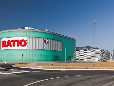 RATIO Einkaufszentrum Baunatal