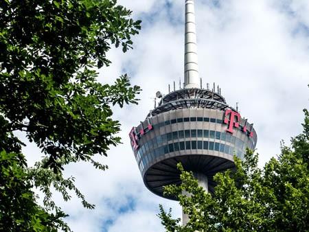 SloanLED LED-Module im Kölner Fernsehturm
