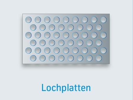 PSC Lochplatten