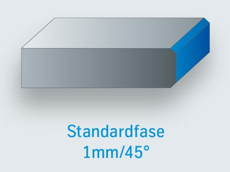 PSC Standardfase 1mm/45°