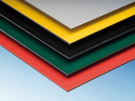 Alu-Bleche und -Verbundplatten ACM