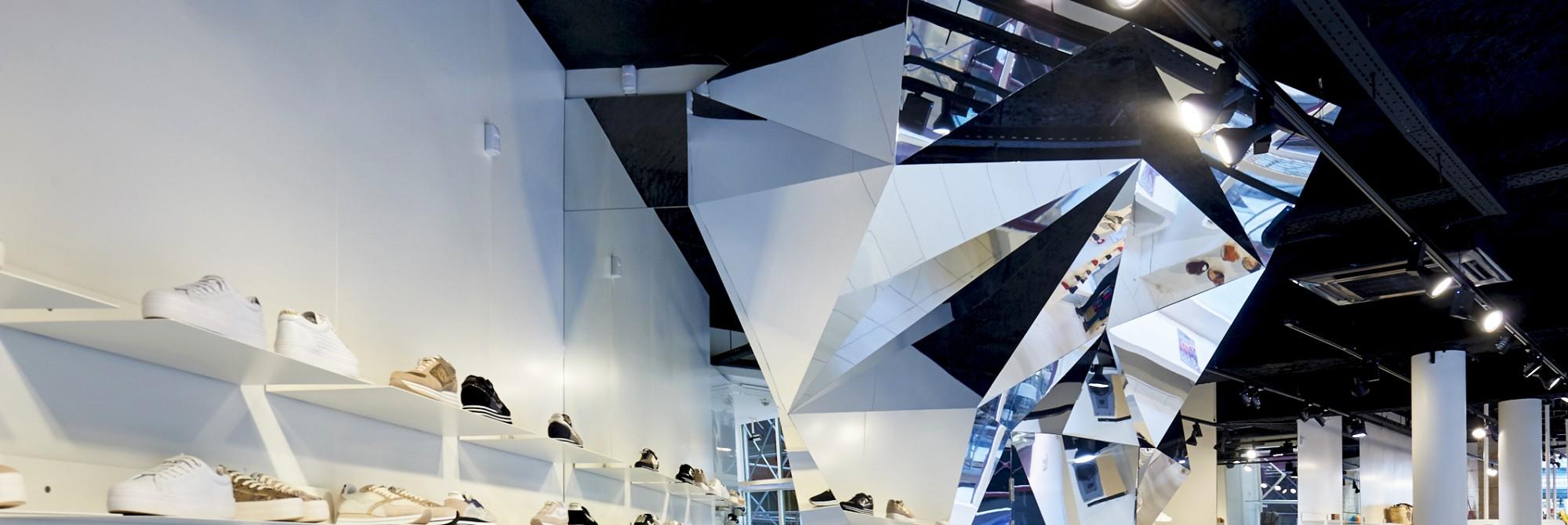 DIBOND® Spezialitäten - ©3A Composites | Architekt: S+M Architectes | Fotograf: Philippe Caumens
