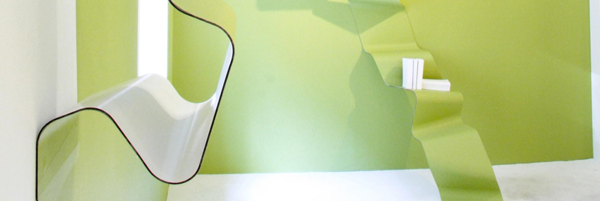 DIBOND® - ©3A Composites | Designer: Andreas Hegert