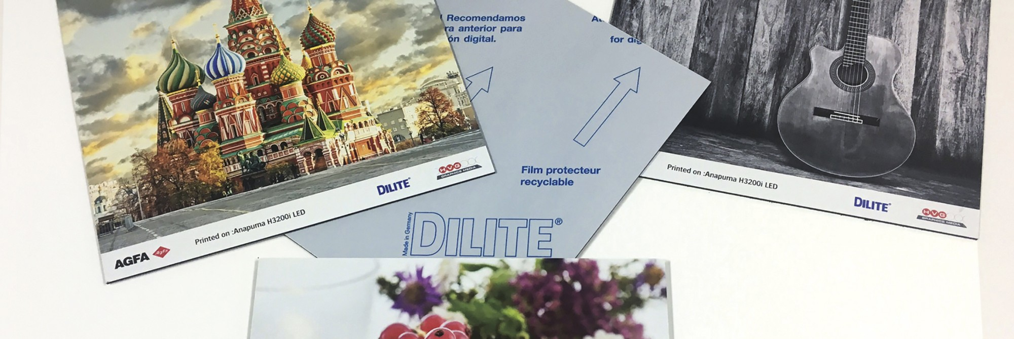 DILITE® HVG, Pacprint Show